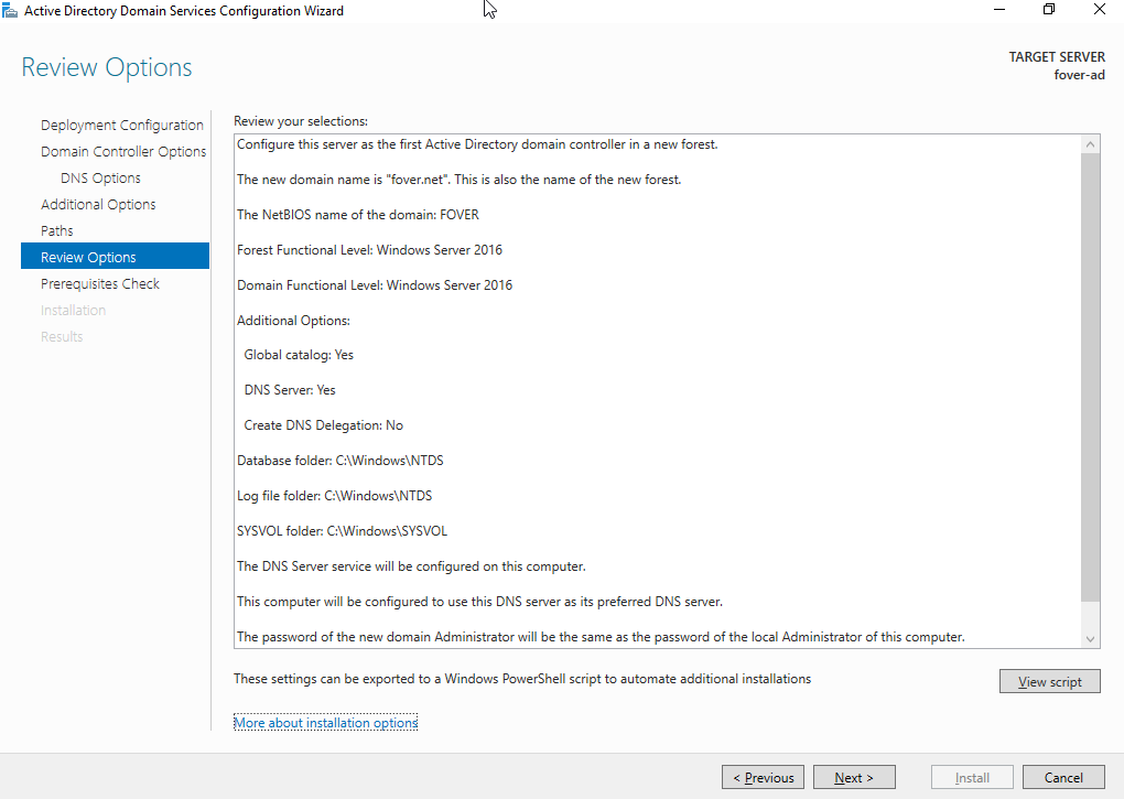Setting up a Windows failover cluster ad domain provision.png